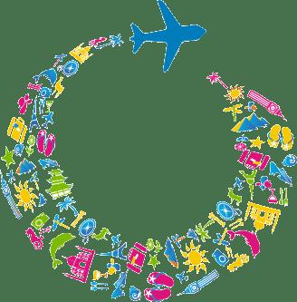 vacaciones en avion a europa y el resto del mundo