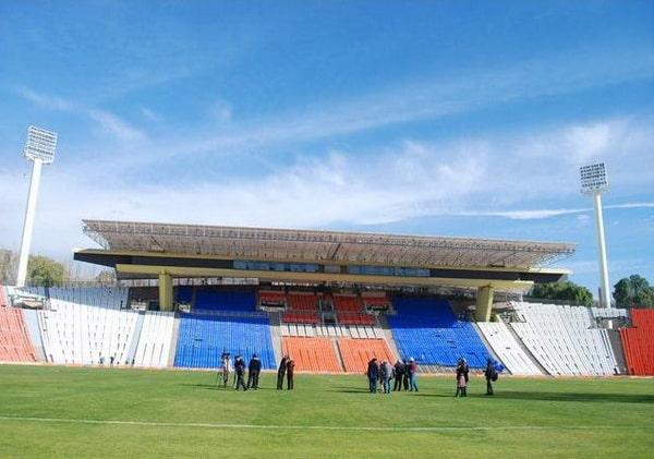 Argentina estadio malvinas argentinas
