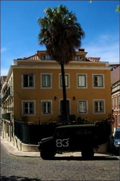 Oasis Backpackers Mansion Lisboa