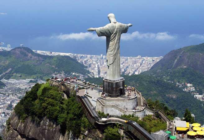 Monumentos religiosos en brasil
