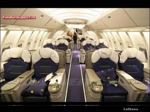 avion interior