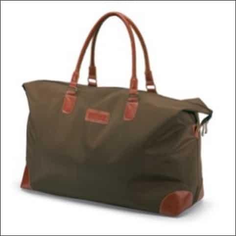 bolso de mano para viajar