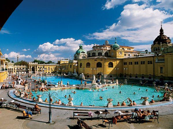 Alojamiento barato en Budapest