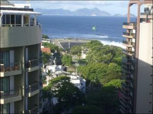 Rio de Janeiro Panoramica desde el hotel