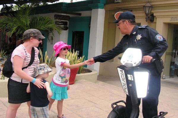 Seguridad para turistas en brasil