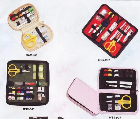 set de costura para viajes
