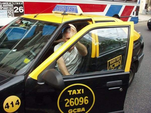 Centrales de taxis