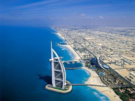 turismo y vacaciones en dubai