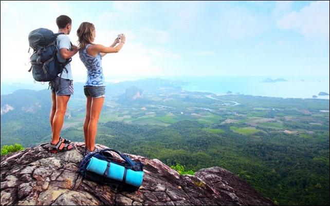 viajar y disfrutar al maximo