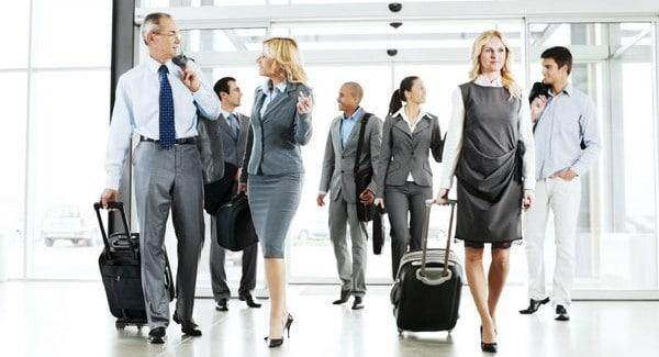 viajes por placer y negocios